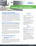 Product Overview Cherwell Asset Management